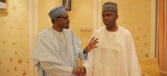 TRENDING: I spent over N6bn on Buhari's election in 2015, says Saraki