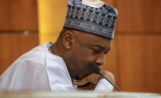 No harm must befall Saraki, says PDP on fresh probe