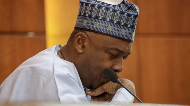 Saraki, Melaye, Shehu Sani — Buhari's critics whose ambition hit the rocks in 2019