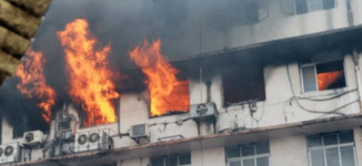 Data, documents lost in EFCC inferno