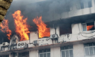 EFCC: Electrical fault — NOT sabotage — caused inferno