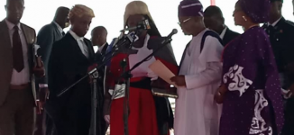 Oyetola sworn in as Osun governor