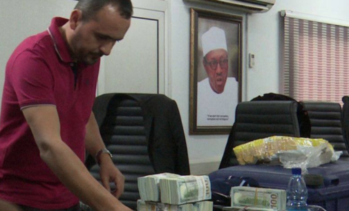 EFCC nabs Lebanese with 'over $2m' at Abuja airport