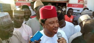 Shehu Sani launches re-election bid, names Igbo man as campaign DG