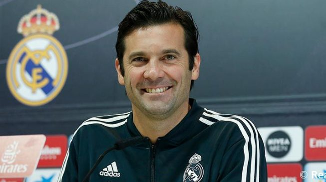 Solari named permanent Real Madrid coach