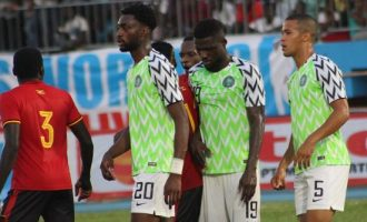 Three positives from Super Eagles team fielded against Uganda