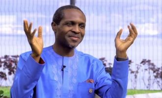 Tonye Cole: Rivers people yearning for a gov who won't steal their money