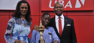 14–year old wins UBA Foundation essay competition
