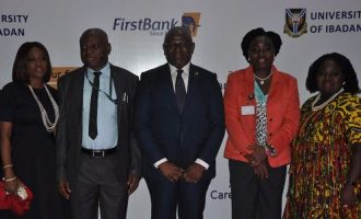 UI partners First Bank for graduate recruitment fair