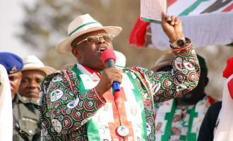 You'll never become governor, Umahi blasts APC rival