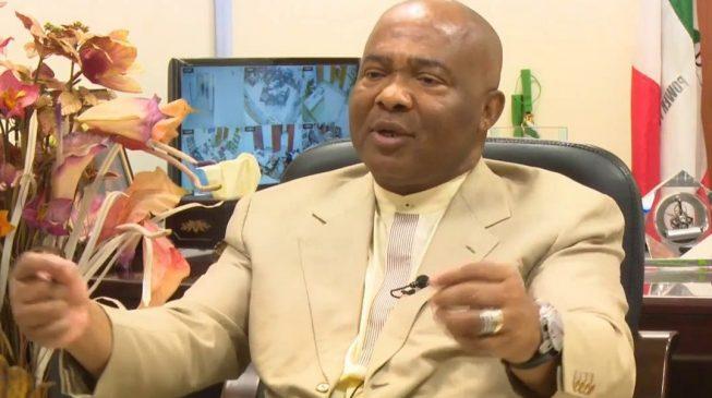 God has punished Okorocha… he is finished politically - Uzodinma