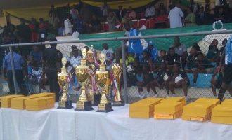 Uniport wins West Africa Universities Games
