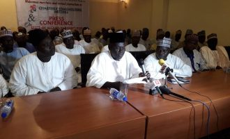 Cracks in Borno PDP as faction says guber candidate 'can't defeat' APC flag bearer