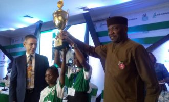 Lagos pupils win N500k, scholarship in Lafarge literacy competition