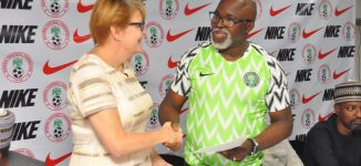 NFF signs 'improved' long-term contract with NIKE