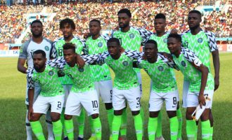 Fringe players impress as Nigeria, Uganda friendly ends in stalemate