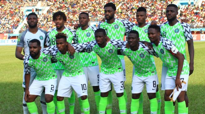 Fringe players impress as Nigeria vs Uganda ends in stalemate