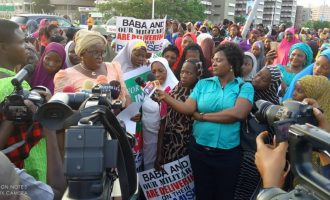 Women stage solidarity rally to Aso Rock over Boko Haram attacks