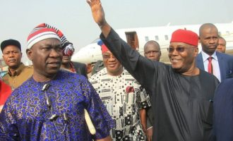 APC to Ndigbo: Atiku will use and dump you