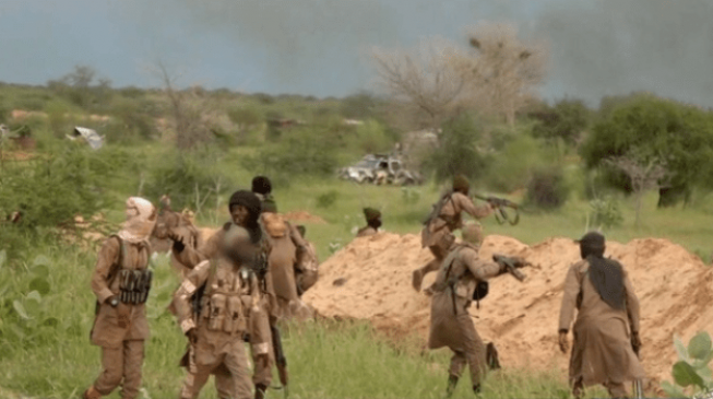 Boko Haram 'hoists flag' in Borno community after capturing military base