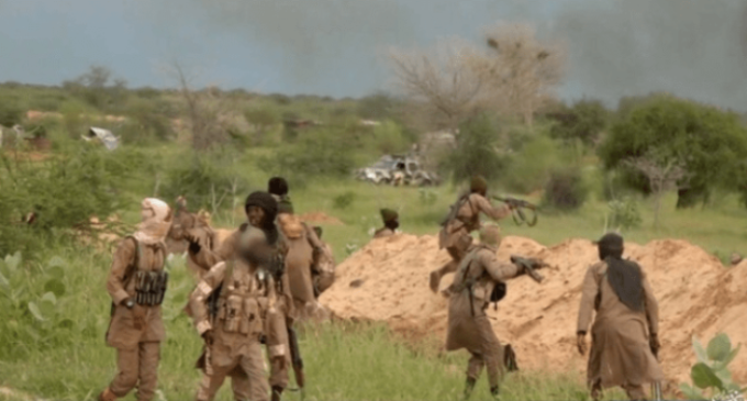 Army asks Boko Haram insurgents to 'surrender and seek forgiveness'