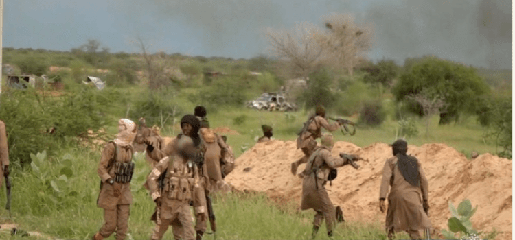 Photo of Boko Haram attacks military barracks in Borno – TheCable | TheCable