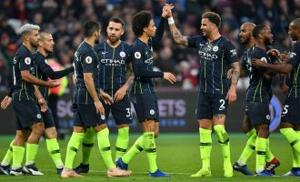 Euro roundup: Man City, Liverpool, Juve, PSG remain unbeaten