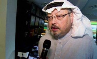 US freezes assets of Khashoggi's killers