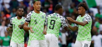 2019 Afcon: Time for Super Eagles to fly again