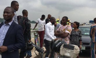 FRCN driver plunges into the lagoon from third mainland bridge (updated)