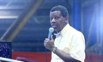 Adeboye reveals what he does to his attackers