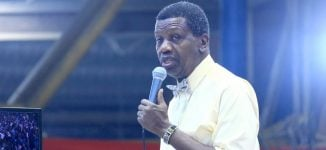 When Pastor Adeboye took soul-winning to Russia