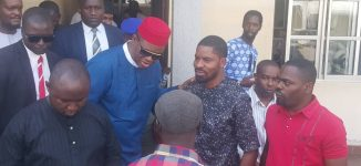 Deji Adeyanju granted bail after eight days in custody