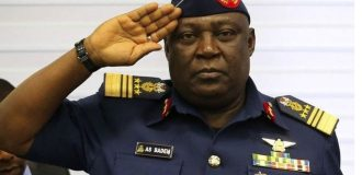 OBITUARY: Alex Badeh, the dexterous chief air marshal who flew Bill Clinton, Jimmy Carter