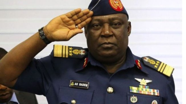 Ex-Chief of Defence Staff, Alex Badeh