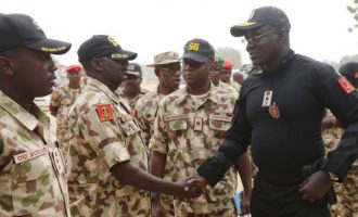 Buratai protecting Nigeria's democracy, says group