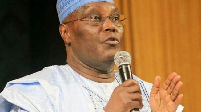 Atiku reacts to report on secret burial of 1000 'patriotic' soldiers