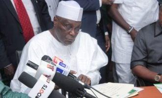 APC describes Atiku's signing of peace accord as 'face-saving move'