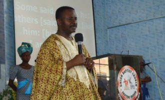 Ayokunle reelected CAN president