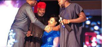 PHOTOS: Femi Adebayo, Nkechi Blessing… what celebs wore to BON Awards