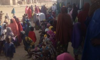 Army: We are planning to relocate Baga residents to safer locations