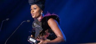 FULL LIST: Zainab Balogun, Simi among winners at Future Awards Africa