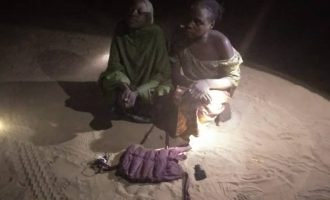 Tragedy averted as troops disarm suicide bombers in Borno