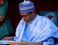 Buhari dissolves NDDC board, appoints acting MD