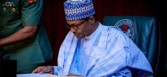 Buhari declines assent to five bills