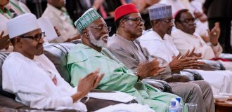 Presidential candidates who didn't sign peace accord 'do not wish Nigeria well'