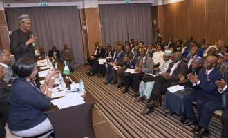 Buhari: l'll no longer complain about the problems I inherited