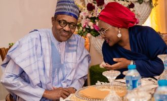 'Happy birthday to my incorruptible GMB'  – Aisha Buhari calls husband 'general'