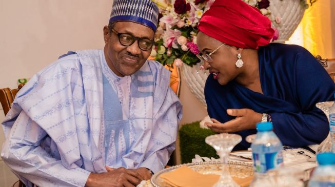 Aisha: I wish my husband's cabinet will have 41.6% women
