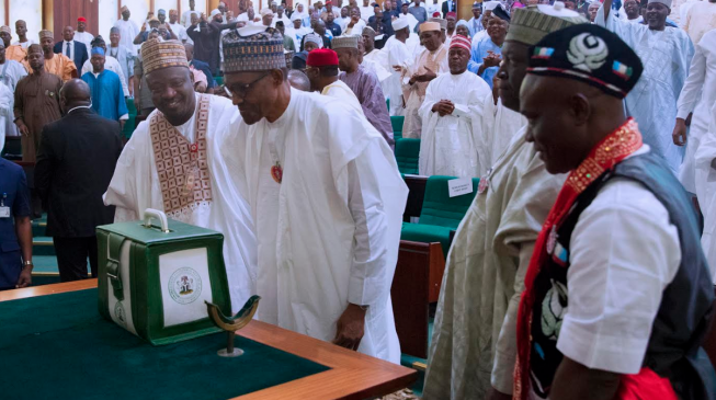 2020 budget: FG pegs oil benchmark at $57, targets N8.1trn
